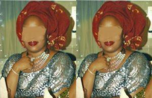 Rich Sugar Mummy in Ibadan