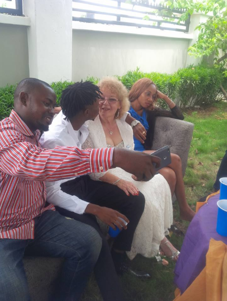 Young Nigerian Man Marries his White Lover in Enugu state