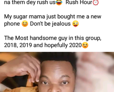 sugar mama testimony